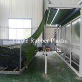 Erba artificiale di plastica multiuso del frumento