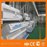 Terminar a linha de produção de equipamento do moinho de arroz