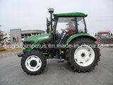 De alta calidad 4-Cilindro Yto Motor 90HP 4X4wd Tractor