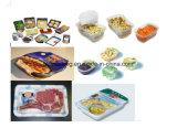 Casella di plastica a gettare di imballaggio per alimenti di memoria materiale dello scompartimento dell'animale domestico pp EVOH PS