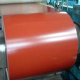 Anti-Finger Druck mit galvanisiertem Stahlring für DC51d+Z