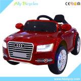 Os carros elétricos Dual motocicleta de controle remoto do bebê do carro da movimentação