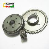 Ww-9742 engrenagem da motocicleta engrenagem da engrenagem do óleo da motocicleta para Gy6-125 / 150