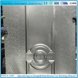 Painel de aço da porta do metal/folha gravada da porta para as portas de aço