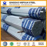 Pregalvanizedおよび熱い浸された電流を通された鉄の管