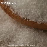 25kg Kraft 부대 글루타민산 소다 글루타민산염 전갈 백색 결정 (8-120mesh)
