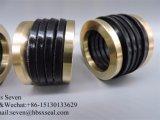Гидравлический цилиндр масляного уплотнения Шеврон металлическое уплотнение
