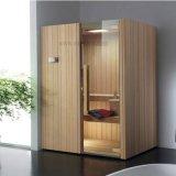 Zaal van de Sauna van Traditionatdoor de veel Infrarode Draagbare (SF1M002)
