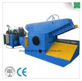 Утиль связывая проволокой гидровлический автомат для резки