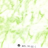 Yingcai 1mの幅の大理石パターン水溶性のフィルム