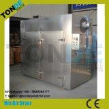 Aire caliente de acero inoxidable de comida de peces de la máquina Dehyrating