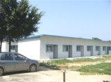 Camera residenziale moderna poco costosa semplice della struttura d'acciaio (KXD-CH10)