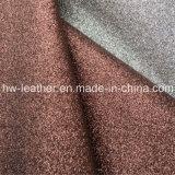 壁の装飾の家具製造販売業(HW-1294)のための熱い販売法のきらめきPUの革