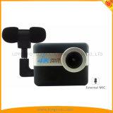 câmera da ação da tela de toque 2.31inch 4K com esportes suportados impermeáveis DV de WiFi