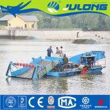 Cortadora acuática de Julong Weed para el tratamiento de aguas