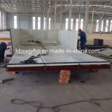 FRP Water Tank Panels in Factory