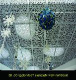 """Panneau """"sandwich"""" en aluminium de nid d'abeilles de meubles de décoration de matériau de construction"""