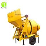 350 L de mistura de cimento eléctrico