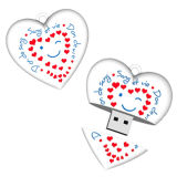 USB della cartella del disco istantaneo del USB di abitudine del USB 3.0 di abitudine