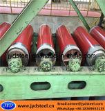 A cor revestiu as bobinas de aço de PPGL