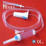 Ensemble de perfusion jetable approuvé CE / ISO avec haute qualité