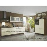 Gabinete de cozinha direto do modelo novo de Saleing da fábrica da cozinha
