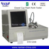 Fully-Automatic Pensky-Martens Closed Flash Point Tester with LCD Sceen