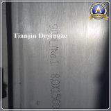 Plaque laminée à froid à faible teneur en carbone ASTM 304L d'acier inoxydable