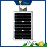 8W alle in einem LED-Panel-Solarstraßenlaterne