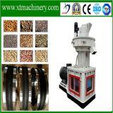 Técnico desenvolvido, máquina de pellets de palha de alta qualidade para biocombustíveis