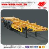 半大型トラックの販売のための骨組容器のトレーラーの価格