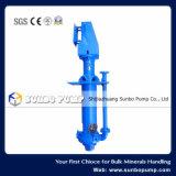 Pompa verticale minerale che elabora effluente che tratta la pompa dei residui