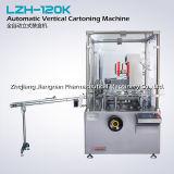 自動縦のカートンに入れる機械(LZH-120K)薬剤のカートン機械
