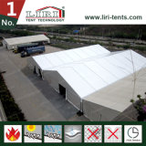 Eco friendly nieve de la industria de carga carpas con cubierta de techo de PVC térmico para almacén, el almacenamiento