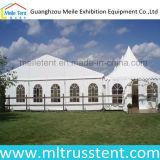 Tenda della tenda foranea della decorazione della festa nuziale della tela di canapa del PVC di Snowproof