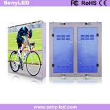 Energiesparender im Freien farbenreicher videoanzeigen-Panel LED-Bildschirm (P6)