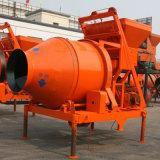 Mezclador concreto móvil portable Jzc350