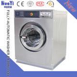 A lavanderia comercial do hotel veste a máquina de lavar
