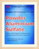 Polvo/Falke/floculante de aluminio CAS 10043-01-3 del sulfato del gránulo/de la tablilla