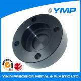 Precisión de aluminio anodizado 6061 CNC de piezas de giro