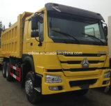 Sinotruk HOWOのトラック16cbm 10の車輪のダンプトラック