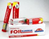 Ménage en aluminium / feuille d'aluminium pour l'emballage alimentaire (A8011 et O)