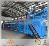 Gummiblatt-Stapel weg von abkühlender Maschine mit ISObv SGS