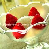 White alginato de sódio para o aditivo alimentar, doméstica, Impressão, tingimento de fibras têxteis