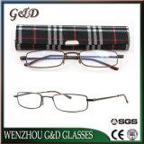 Una buena calidad Metal Moda Gafas de lectura