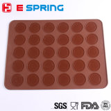 30 Cavity Silicone Macaron Baking Molds Kitchen Bakeware