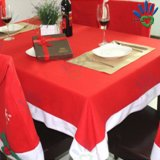[نونووفن] [تبل كلوث] [بّ] [نونووفن] بناء [تبل كلوث] طاولة تغذية
