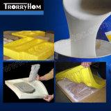 Caoutchouc de moulage de silicone liquide de haute qualité pour pierres artificielles