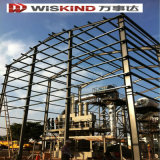 Edificio del acero estructural del certificado de la ISO