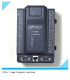 RS485/232와 이더네트 커뮤니케이션을%s 가진 아날로그 입력 PLC T-903 (32AI)